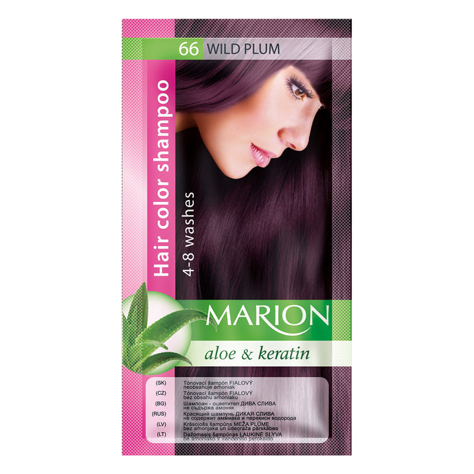 Marion hair color shampoo -66
