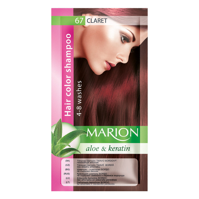 Marion hair color shampoo -67
