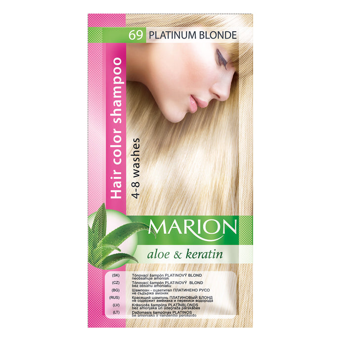 Marion hair color shampoo -69