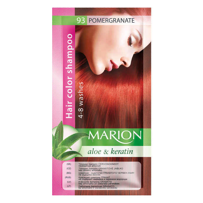 Marion hair color shampoo -93