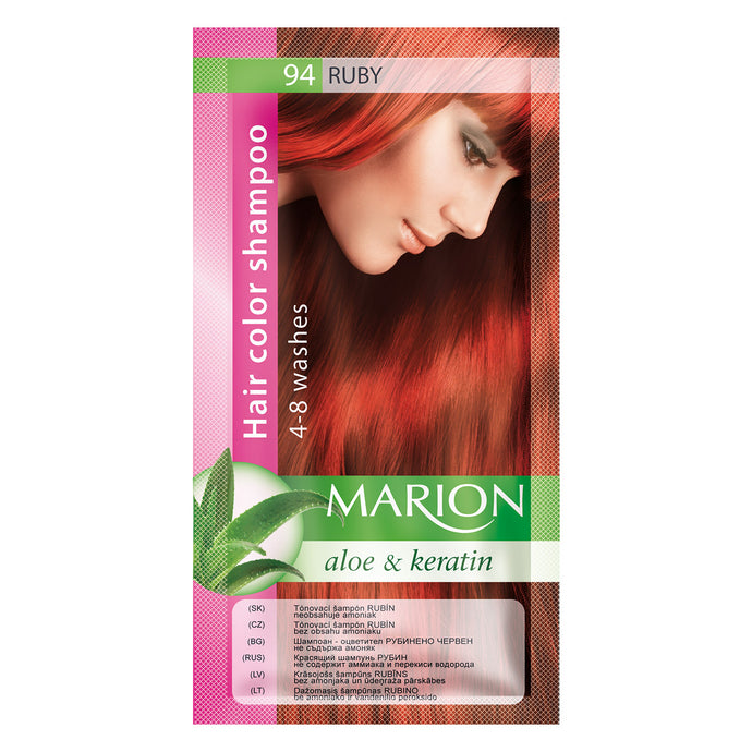 Marion hair color shampoo -94