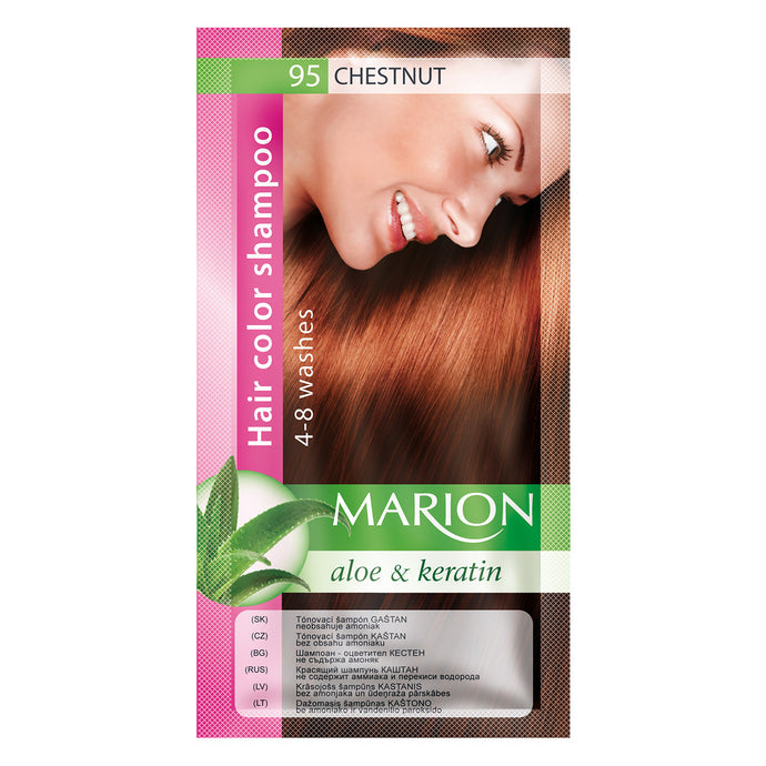 Marion hair color shampoo -95