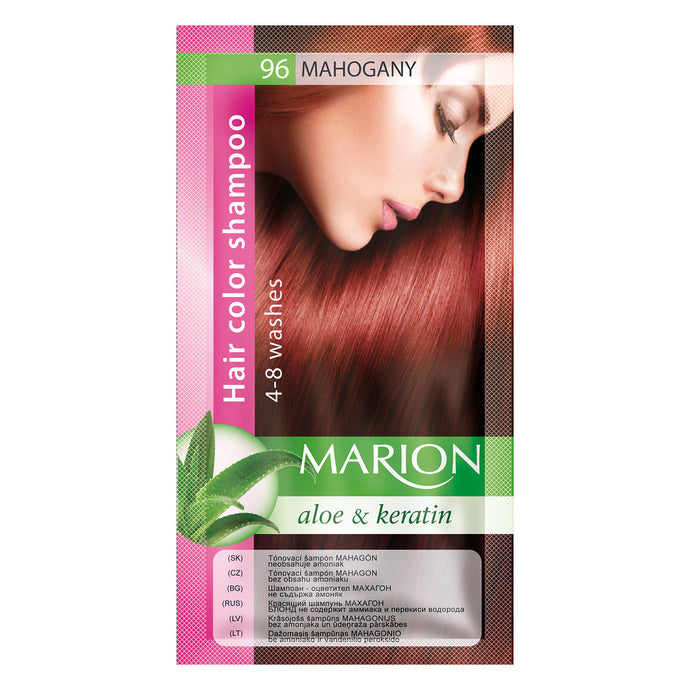 Marion hair color shampoo -96