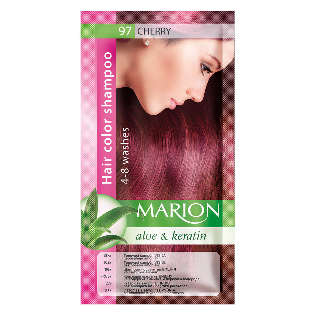 Marion hair color shampoo -97