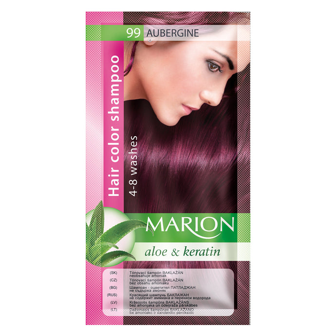 Marion hair color shampoo -99