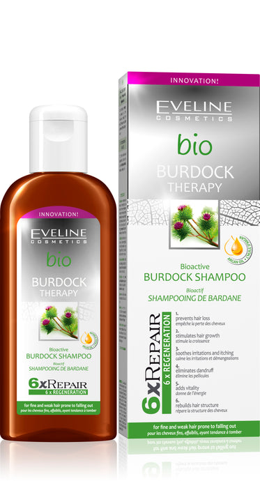 BIO BURDOCK THERAPY šampon 150ml