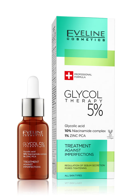 Eveline Glycol therapy 5% treatment 18ml