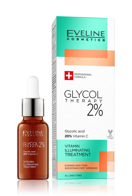 Eveline Glycol therapy 2% vitamin illumin.treatment 18ml