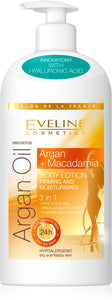 Eveline Argan Macadamia b.lotion 350ml