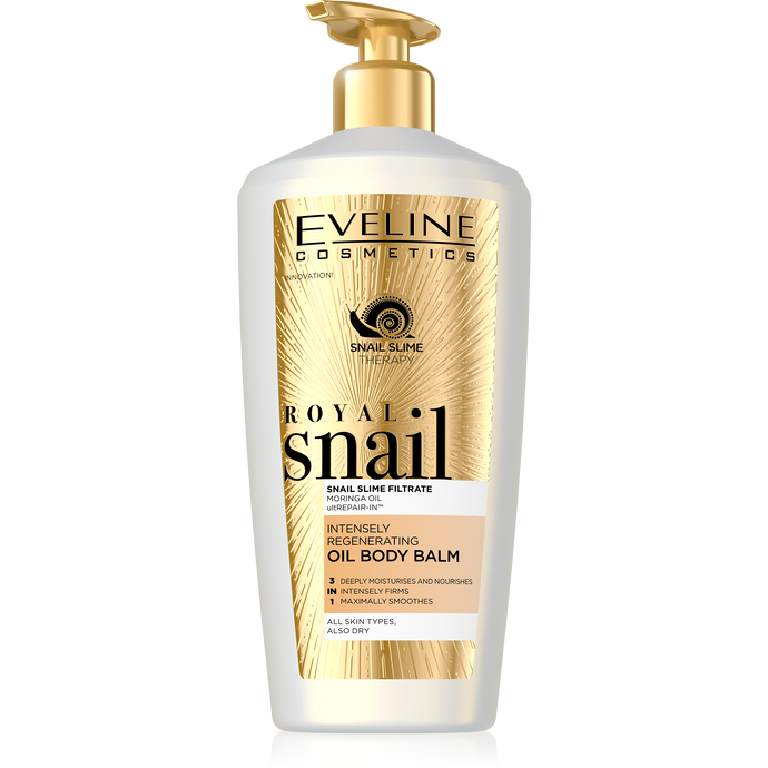 Eveline Royal snail balzam za tijelo 350ml