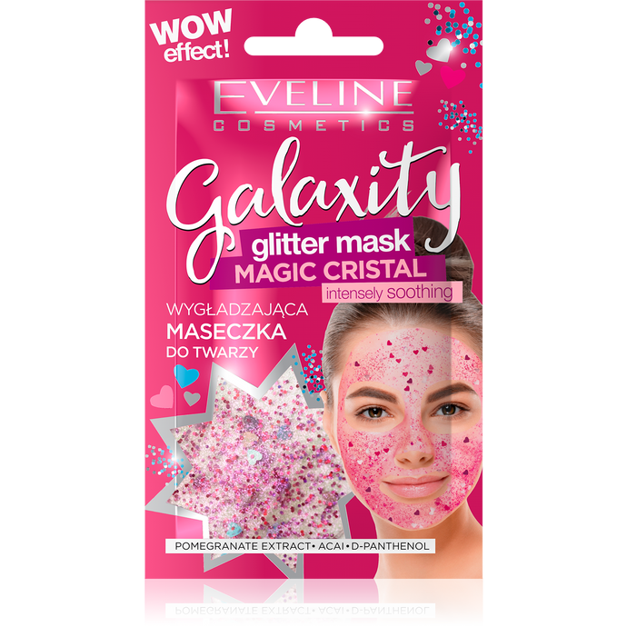 Galaxity glitter maska za lice -Magic cristal 10ml