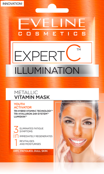 Expert C illumination maska za lice 2x5ml