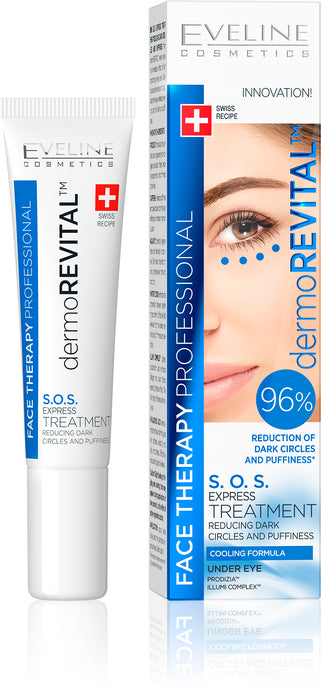 Eveline dermorevital s.o.s. express treatment 15ml