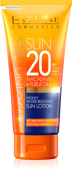 SUN LOTION SPF20 200ml