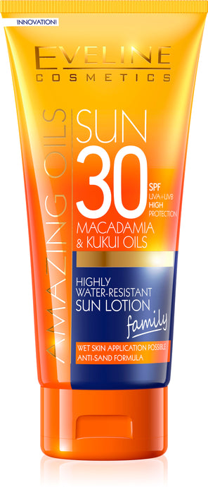 SUN LOTION SPF30 200ml