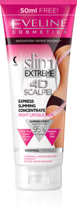 Slim extreme 4d scalpel noćna liposukcija serum 250ml