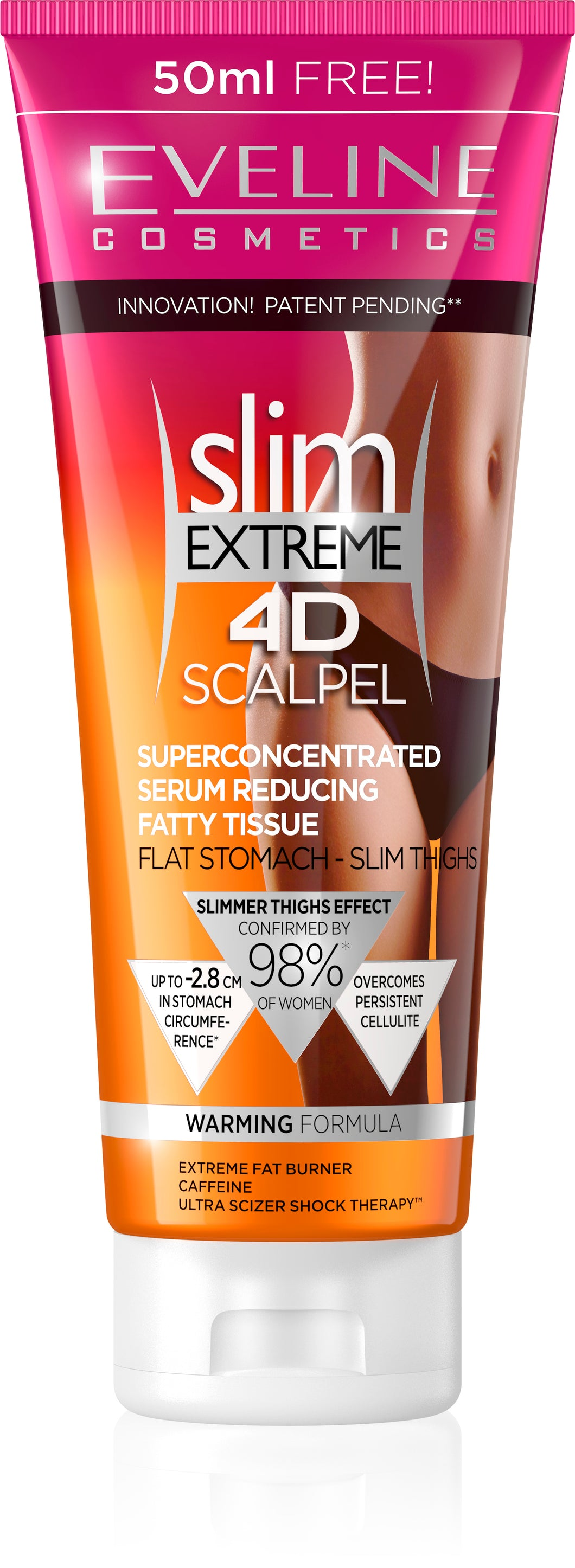 Slim extreme 4d scalpel superkoncentrovani reduk.serum 250ml