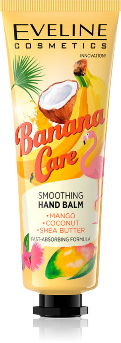 Hand balm -Banana care 50ml