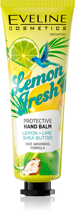 Eveline hand balm -lemon fresh 50ml