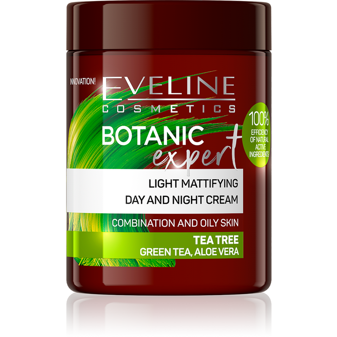 Botanic expert -Tea tree dnevna/noćna krema 100ml