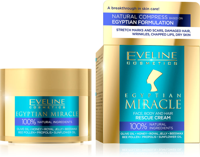 Eveline Egyptian miracle cream 50ml /lice,tijelo,kosu