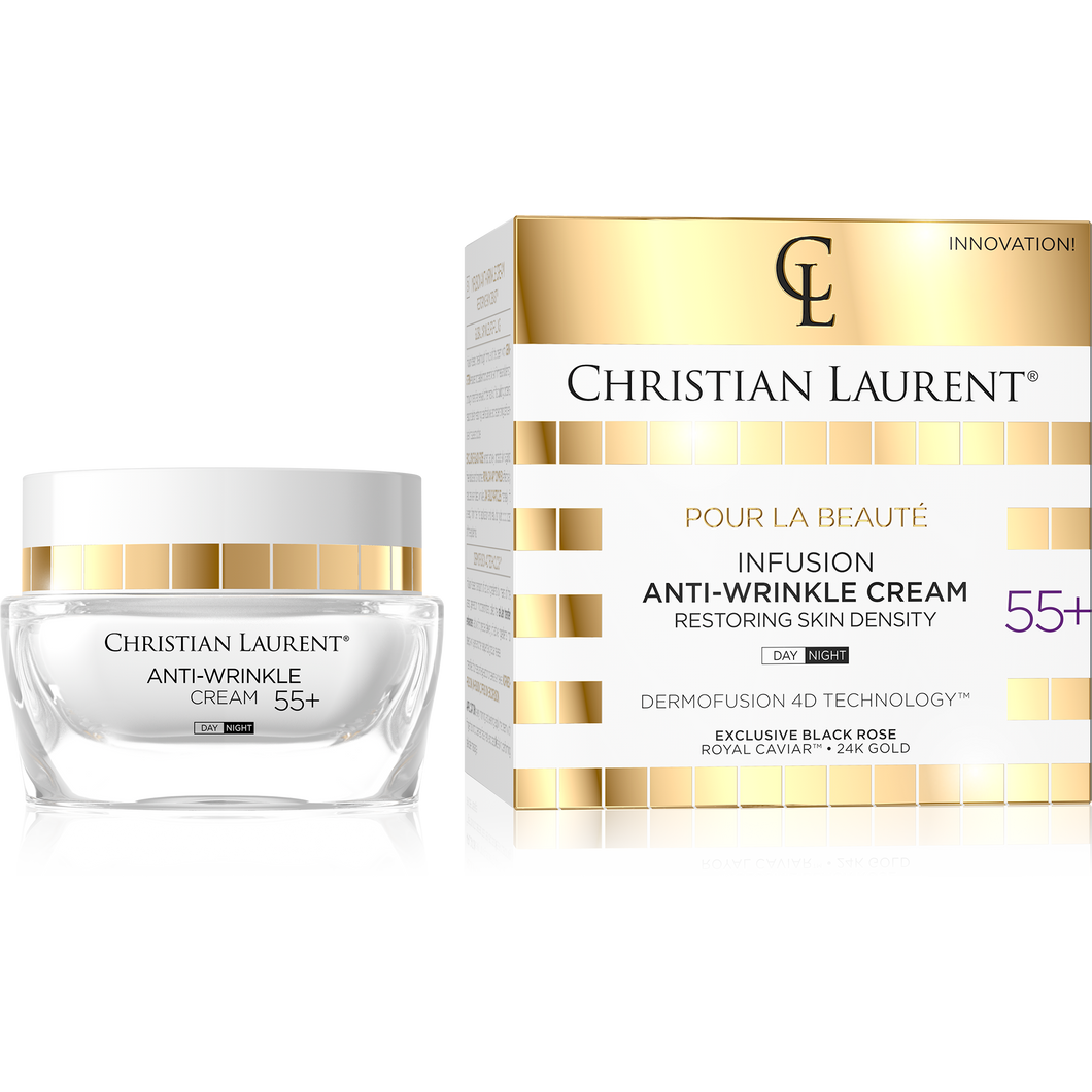 CHRISTIAN LAURENT INFUSION LIFTING 55+ krema za lice 50ml
