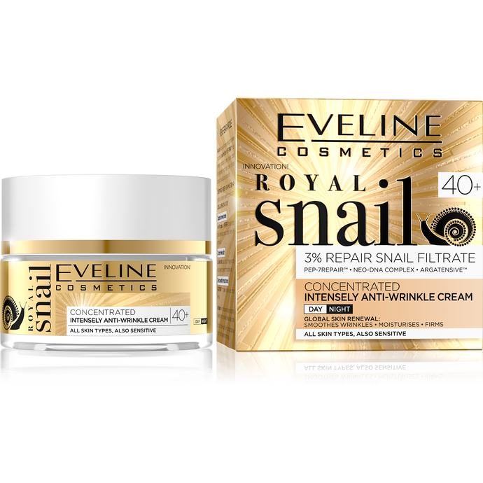 Royal snail krema za lice 40+ 50ml