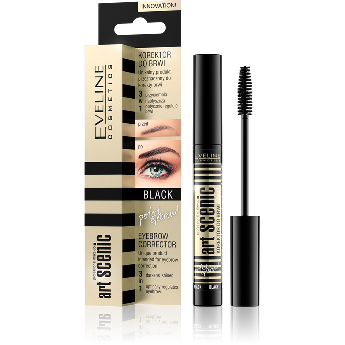 Eyebrow corrector art scenic -Black