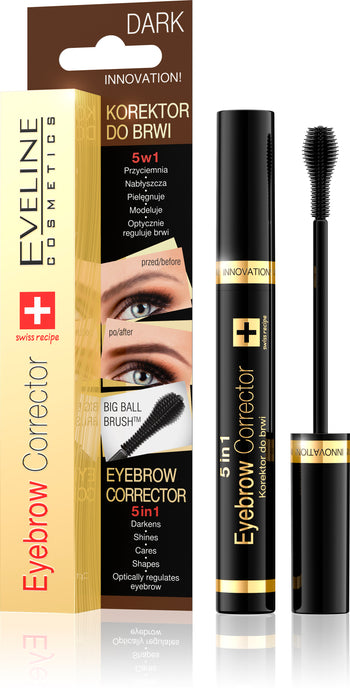 Eyebrow corrector -Dark brown