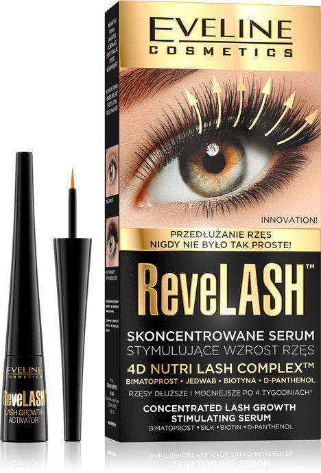 Eveline serum za trepavice -ReveLASH