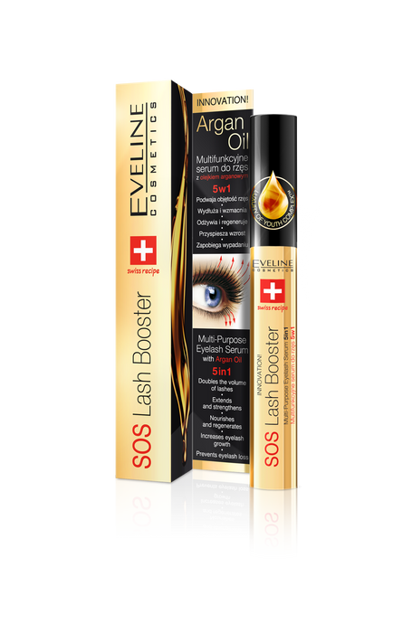 Eyelash SOS Argan booster