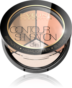 Contour sensation set -02 Peach beige