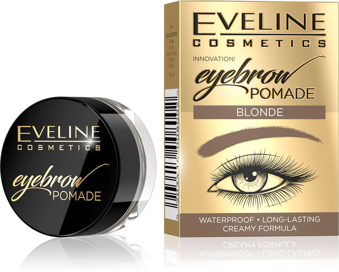 Eveline eyebrow pomade -blonde