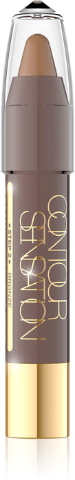 Contour sensation stick Step 2 - Bronze