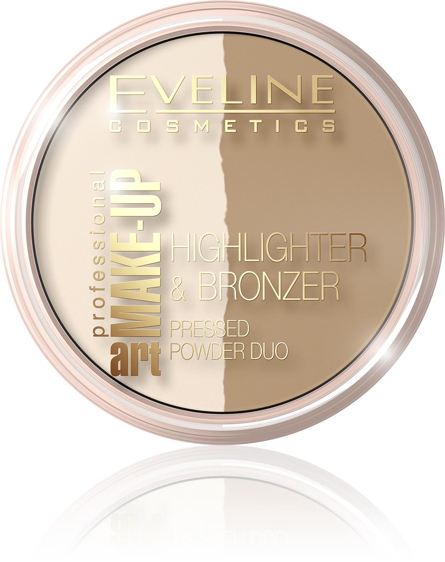 Puder duo bronzer-highligter -56