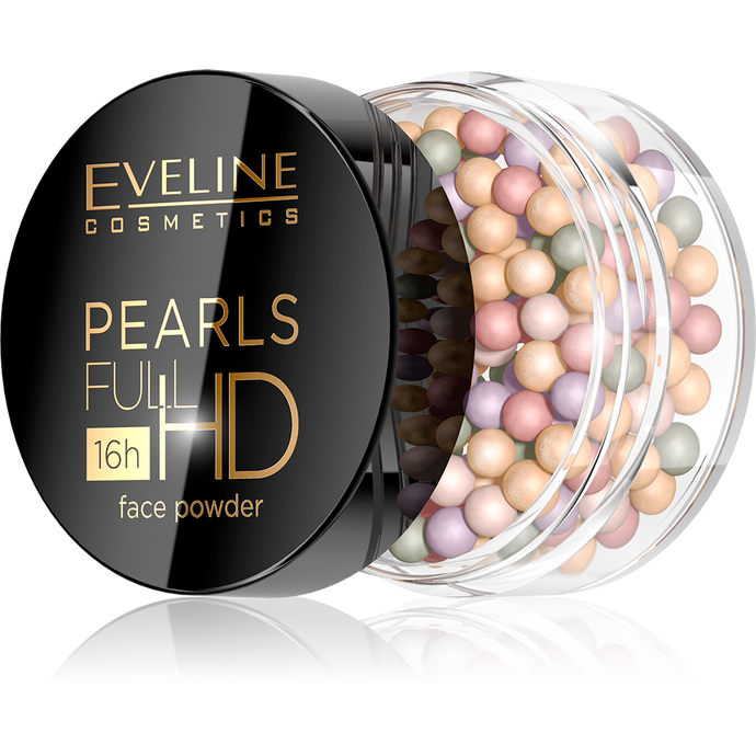 Puder Pearls HD CC Colour correcting
