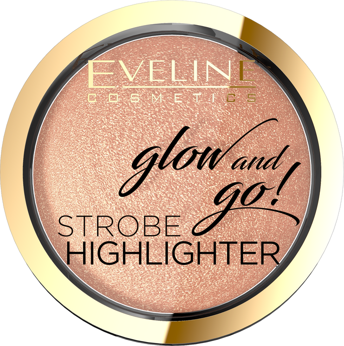Higlighter glow&go - 02 gentle Gold