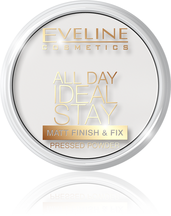 Puder All day ideal stay MATT Finish -60