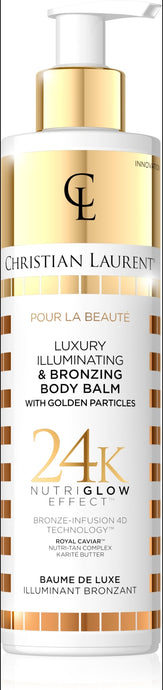 Cl bronzing body balm 200ml