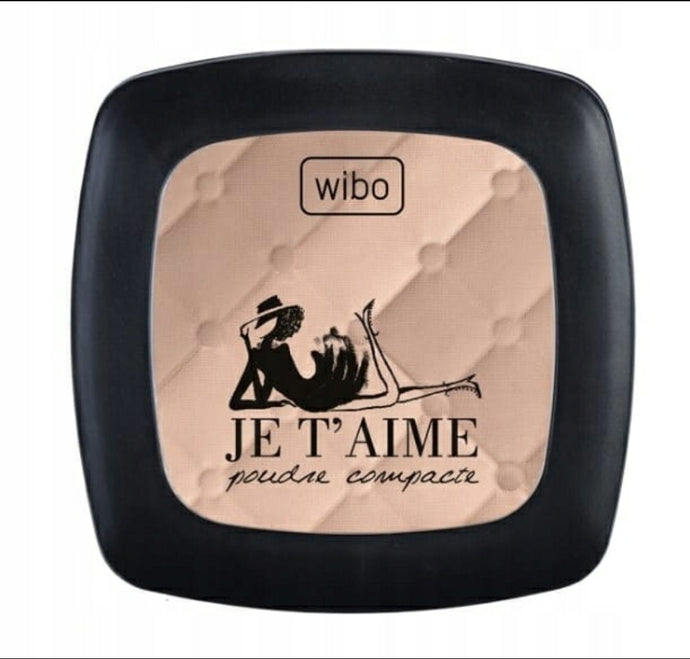 Wibo compact puder je t'aime