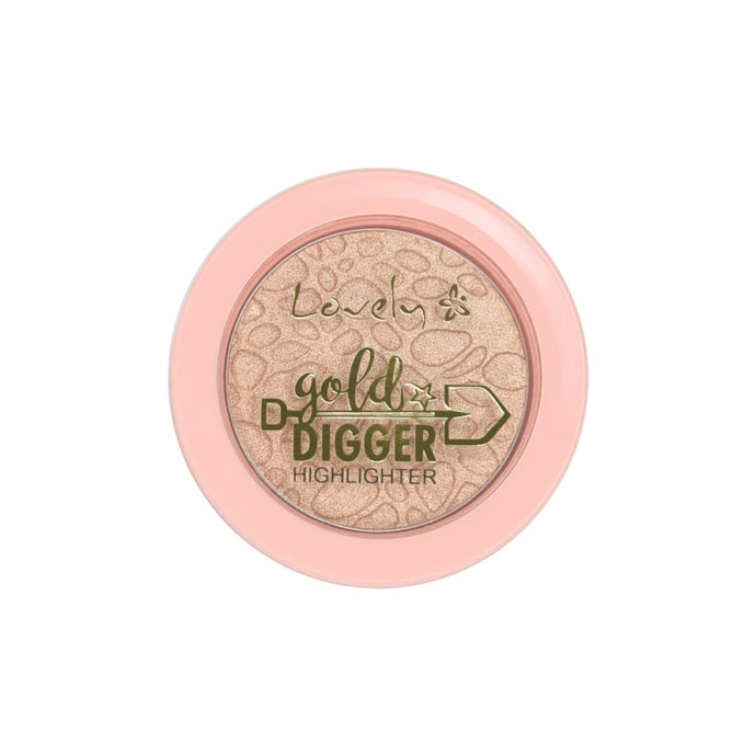 Lovely Highlighter - Gold digger