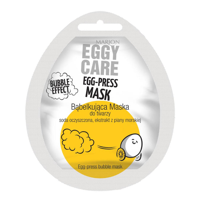 Marion EGGY CARE bubble maska za lice 4g