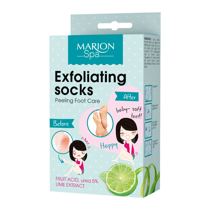 Marion FOOT CARE piling čarape