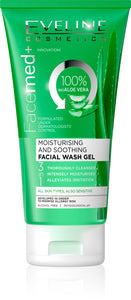 Eveline aloe vera wash gel 150ml