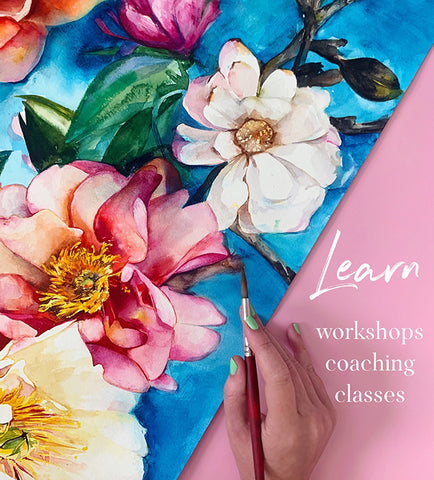 Learn from artist Christine Lindstrom
