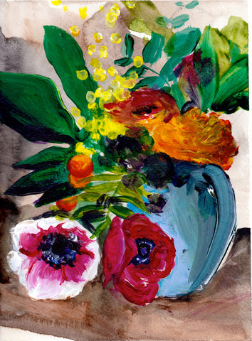 Bella Original Still Life Painting