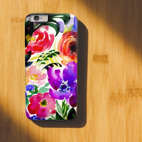 Bloom II Phone Case - Mai Autumn - Phone Cases