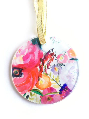 Bloom Glass Ornament - Mai Autumn - Gifts