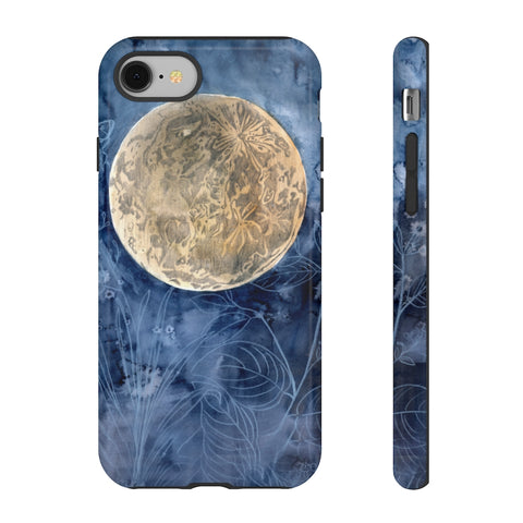 Moon Garden Phone Case