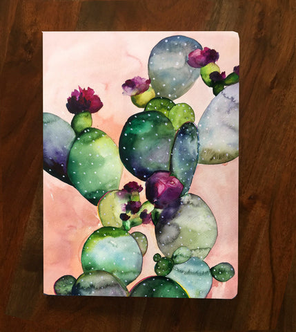 Desert Rose Notebook - Mai Autumn - Notebook
